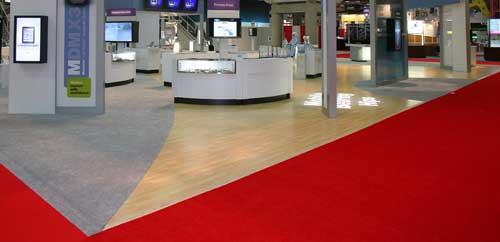 Good Trade Show Flooring